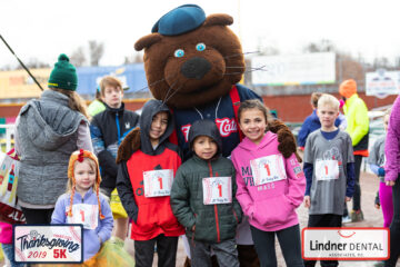 PHOTOS: NH Fisher Cats Thanksgiving 5k – 2019