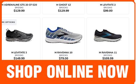 Millennium Running Retail Store | Shoes