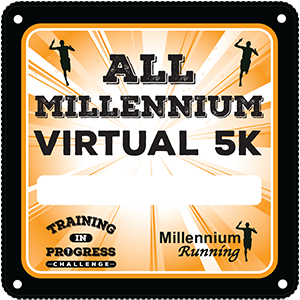 RESULTS: Training In Progress Challenge: All Millennium Virtual 5k – 2020