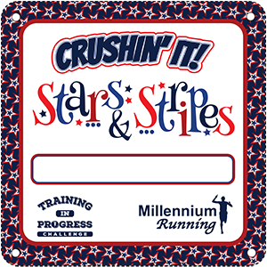 RESULTS: Crushin' It: Stars and Stripes Week Virtual 2 Mile – 2020