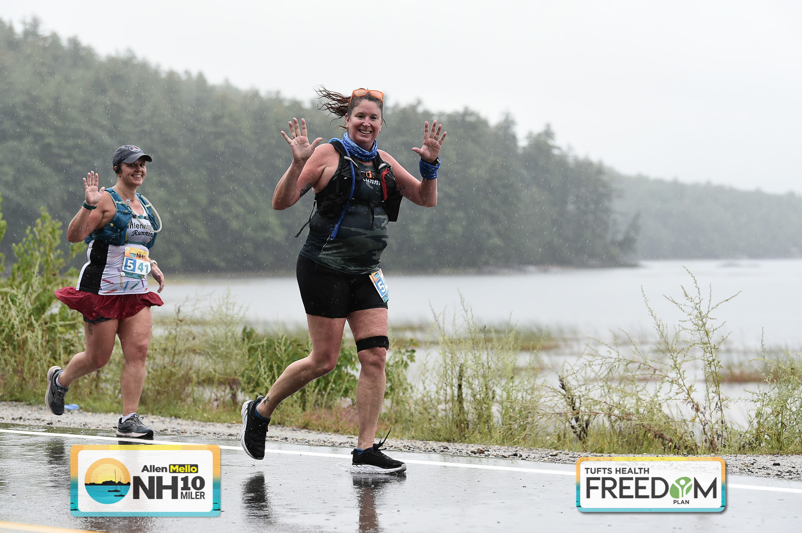 PHOTOS: Allen Mello NH 10 Miler – 2020