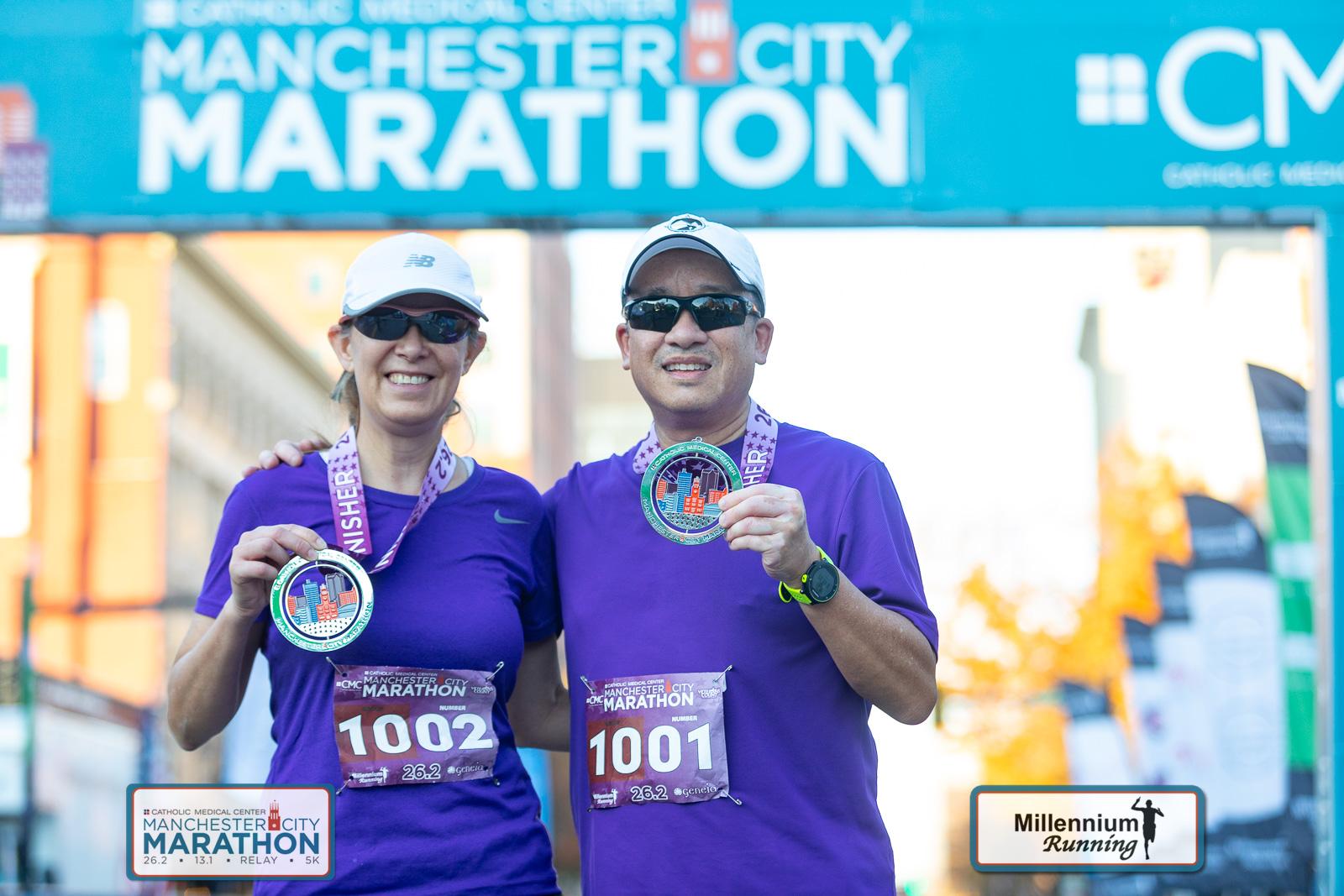 PHOTOS: CMC Manchester City Marathon | Half | Relay – 2020
