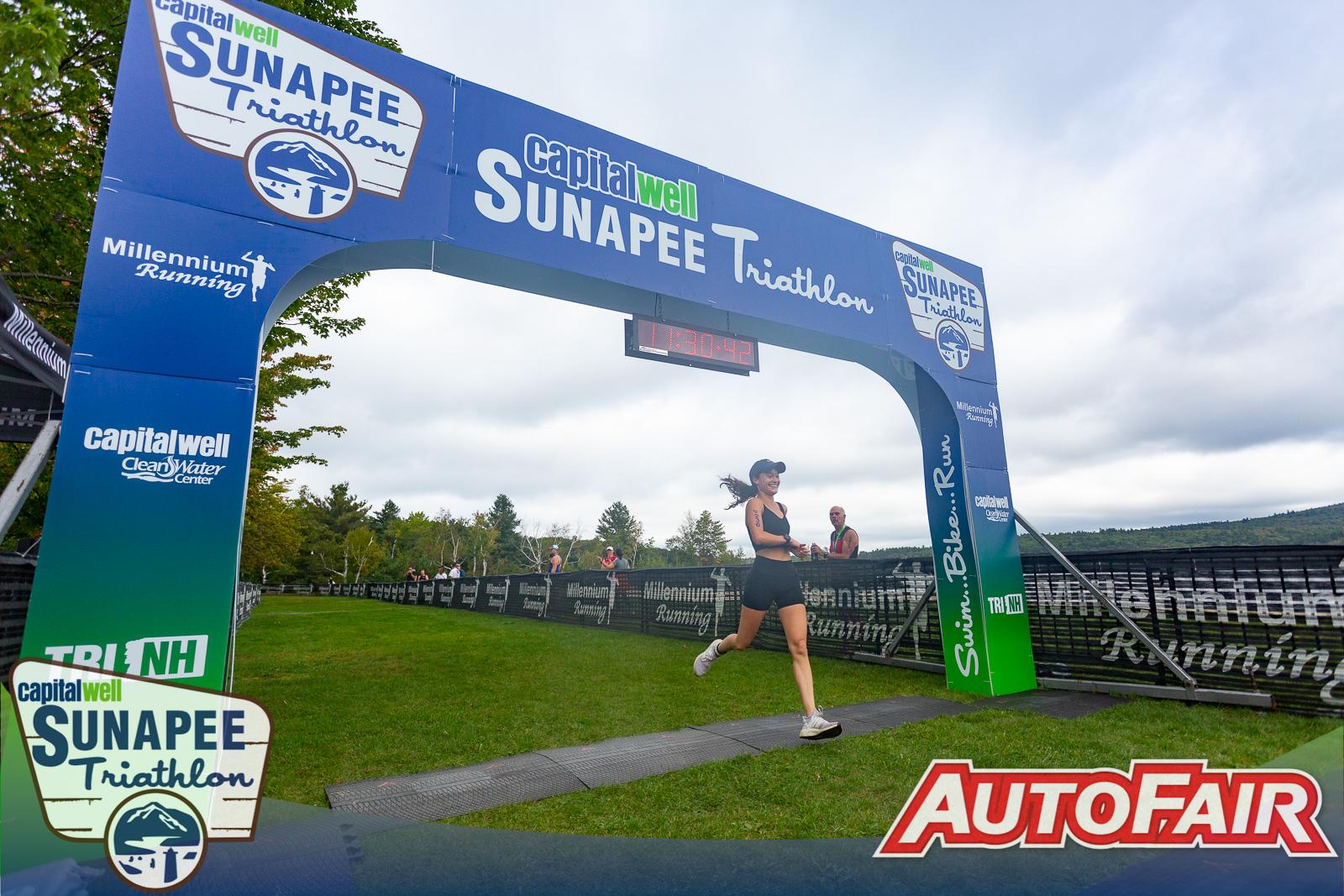 PHOTOS: Capital Well Sunapee Triathlon – 2021